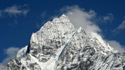 Gletsjers in de Himalaya smelten dubbel zo snel als begin deze eeuw