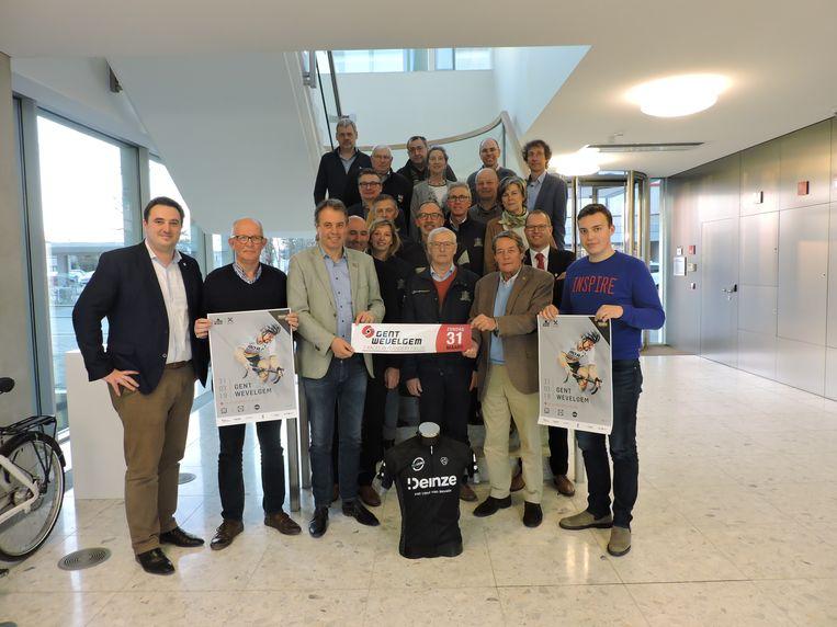 Gent-Wevelgem en het stadsbestuur van Deinze werken al zeventien edities samen.