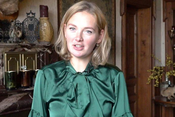 Maxime Meiland maakte een eigen serie voor Linda.