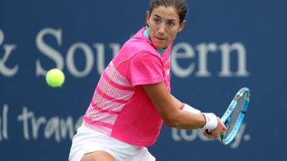 Exit Wozniacki en Muguruza in Cincinnati, Mertens in kwartfinales dubbeltoernooi