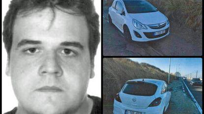Jaar na verdwijning opsporingsbericht verspreid voor Kevin Matagne, wiens auto in Oostende werd teruggevonden