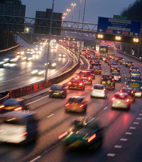 Nederlanders rijden in relatief oude auto's