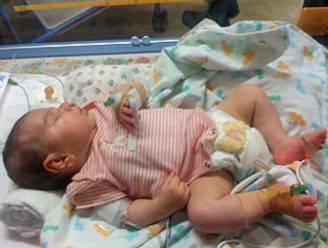 Wereldprimeur: baby geneest van dodelijke hersenziekte