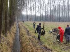Aanleg voedselbos Schijndel gestart: Nieuwe wijze van voedselproductie onder een vergrootglas
