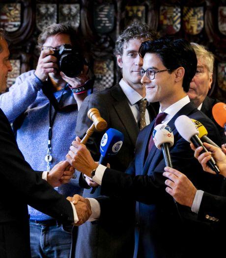 Rob Jetten nieuwe fractievoorzitter D66: 'Een grote eer'