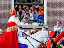 Sinterklaas blijft bij intocht Doetinchem op De Bleek en gaat niet naar stadscentrum