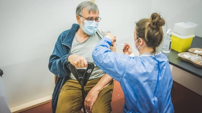 Deze vaccinatiecentra gebruiken nationale reservelijst voor vaccins