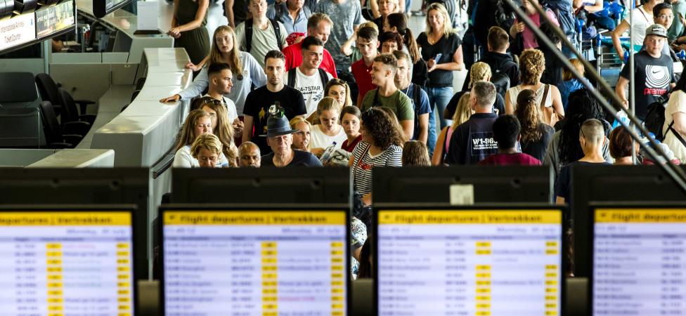 Amsterdammer hoopt reizigers nu toch écht tot CO2-neutraal vliegen te verleiden