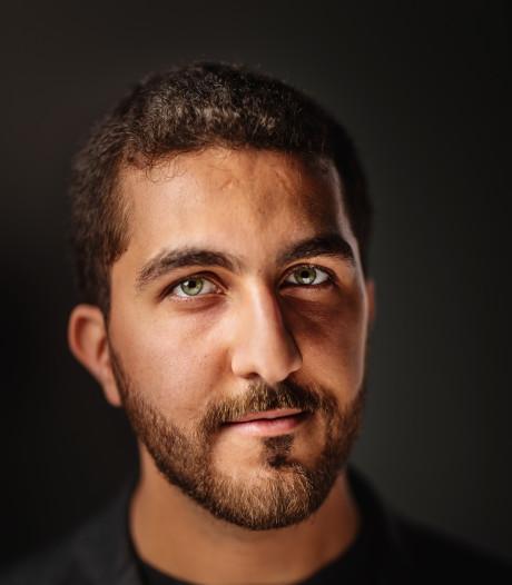 Alghaith maakte van zijn vlucht uit Irak een voorstelling in Gorinchem: 'De hoop nooit verloren'
