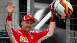 LIVE F1. Kan thuisrijder Vettel zijn polepositie verzilveren?