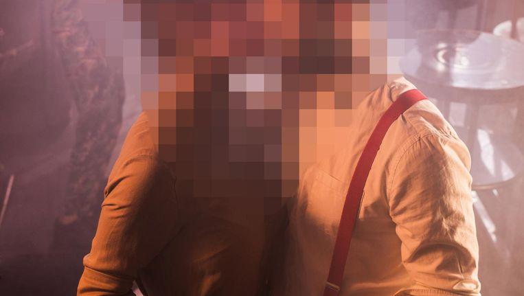 Een foto die je misschien liever niet ziet rondgaan op sociale media: de verspreider zit juridisch fout Beeld getty