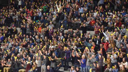 3.000 fans schreeuwen BDO Haasrode-Leuven naar Europese kwalificatie
