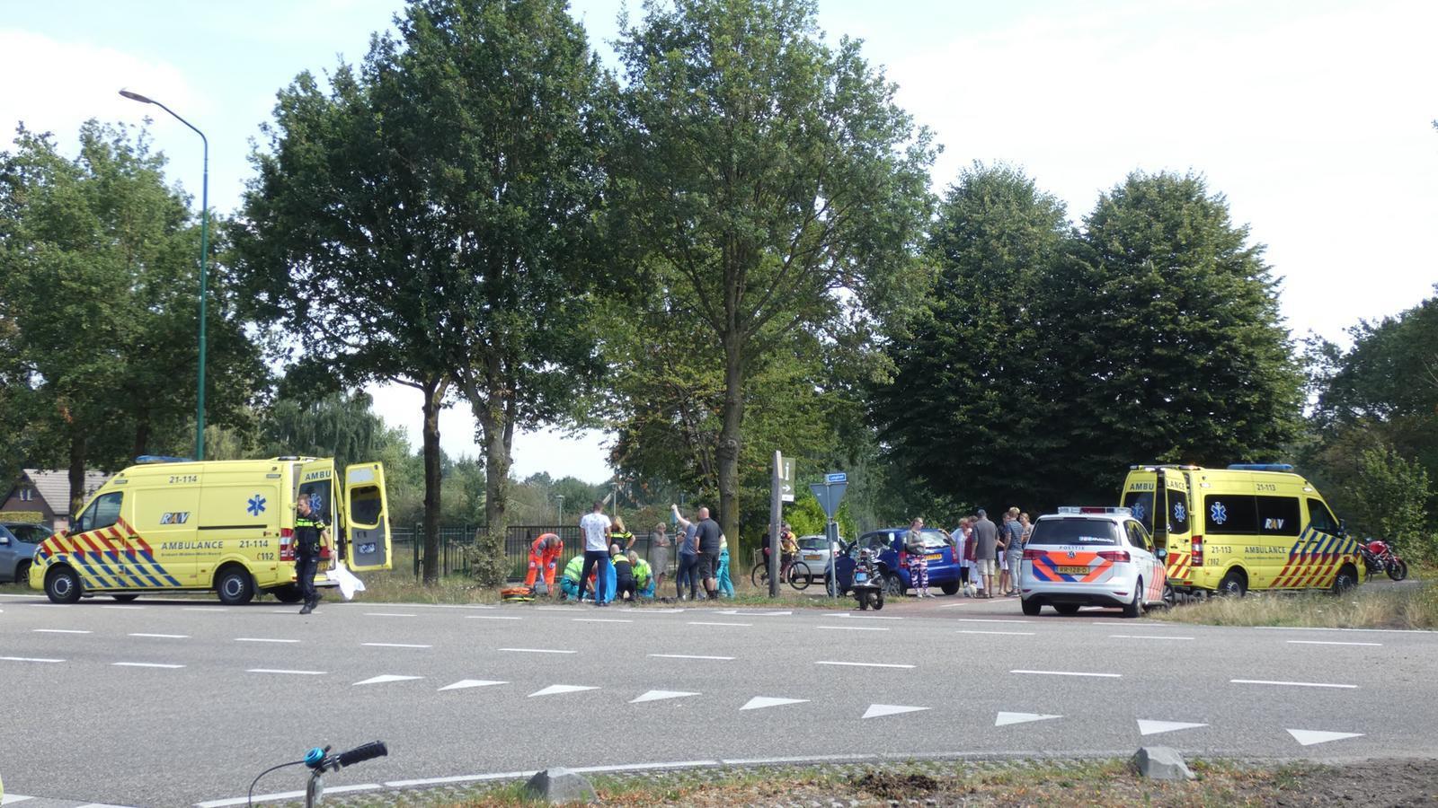 Hulpdiensten in Heesch.