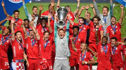 LIVE (20u35). Kan Sevilla Bayern München iets in de weg leggen in Europese Supercup?