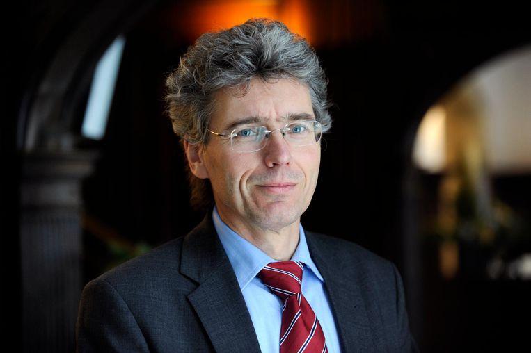 Er worden in de EU telkens Rubicons overgestoken, constateert Europa-waarnemer Adriaan Schout. Beeld Peter Hilz