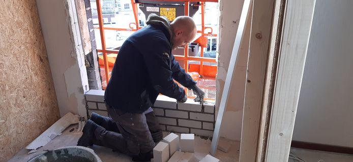 Ter Steege Bouw Vastgoed neemt mensen met een afstand tot de arbeidsmarkt in dienst.