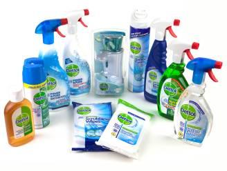 Verkoop van schoonmaakmiddelen als Dettol en Cillit Bang fors omhoog