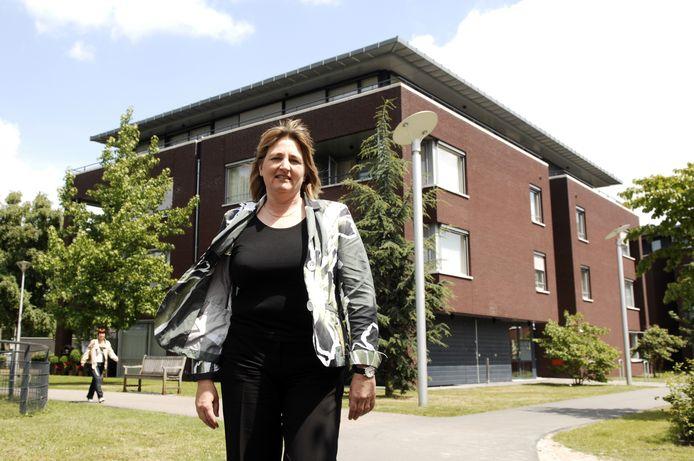 Annet Boekelman, directeur van de zorgorganisatie Volckaert.