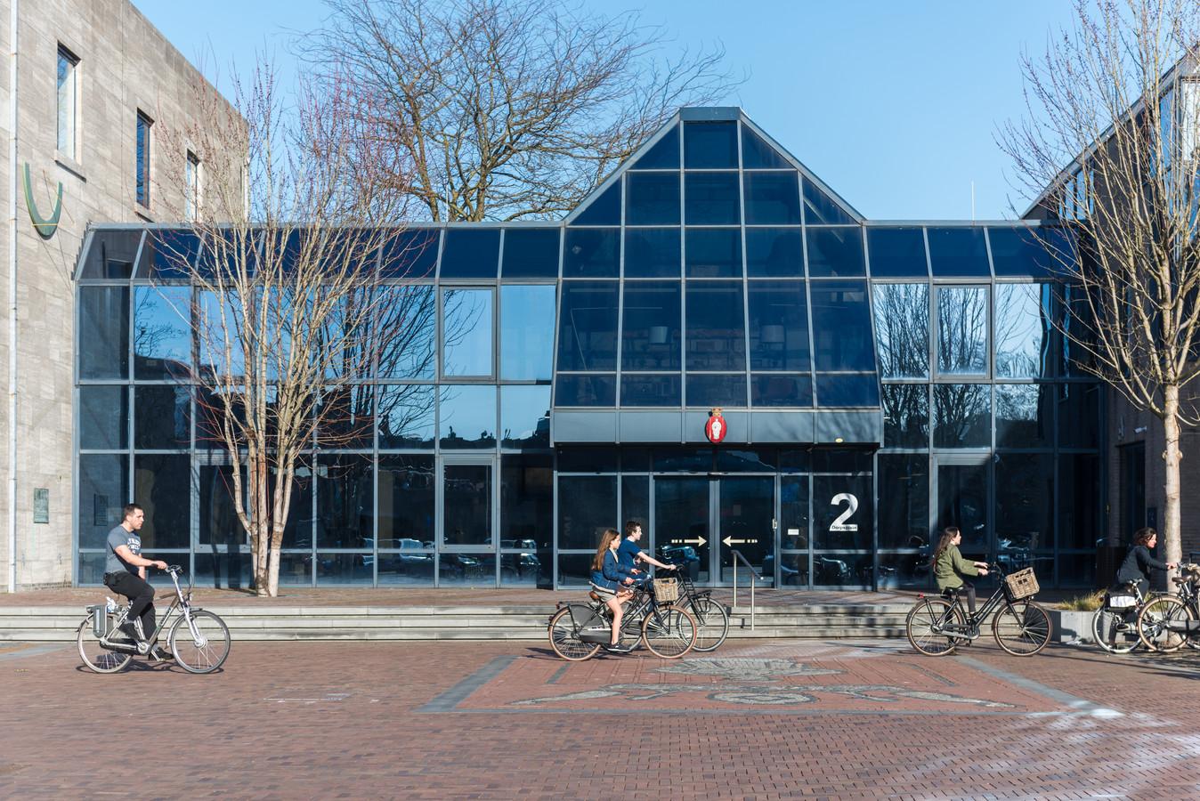BEST ED2021-8922 De gemeente Best werkt plannen uit voor de bouw van een nieuw gemeentehuis aan het Dorpsplein