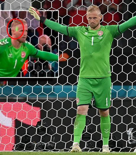 UEFA bestraft Engeland met boete voor drie incidenten tijdens duel met Denen