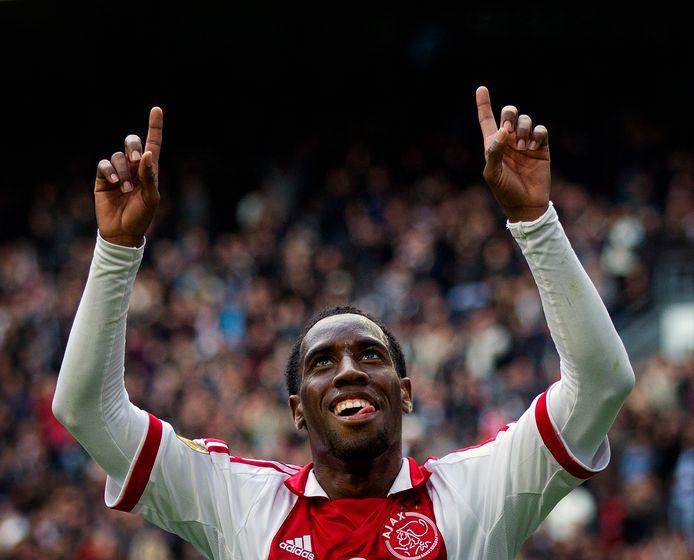 Vurnon Anita in zijn tijd bij Ajax.