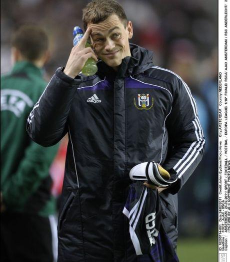 """De Sutter: """"Le match était joué après les deux buts"""""""