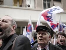 Médecins et infirmières en grève en Grèce