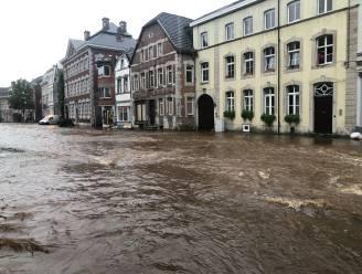 Non-stop regen vandaag in oosten en centrum, in het weekend droog