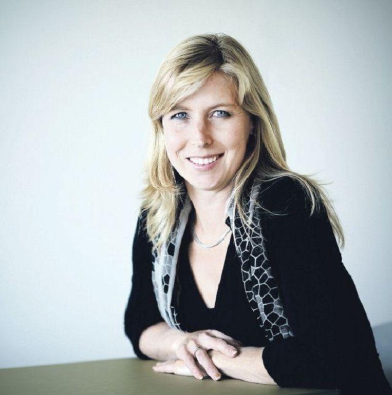 Claire Boonstra: 'Kennis vraagt nu een andere rol van leerkrachten. Het draait niet langer om overdracht van boven naar beneden'. Beeld Bram Petraeus