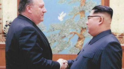 Amerikaanse minister van Buitenlandse Zaken Pompeo in Noord-Korea om top voor te bereiden