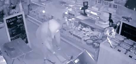 Inbrekers slaan toe in kaaswinkel Wijchen: loeizwaar apparaat, kassa en blok kaas gestolen