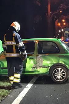 Zwaargewonde door ongeluk op N65 bij Helvoirt