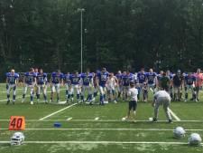 Arnhem Falcons verschalkt regerend kampioen en plaatst zich voor play-offs