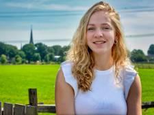 Lieve (17) woont het liefst in Den Hout: 'In een dorp wonen is veel leuker dan in een stad'