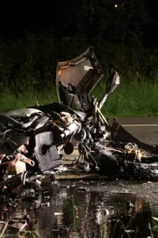 Motorrijder zwaargewond bij aanrijding in Enschede