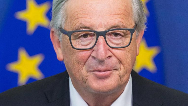 Jean-Claude Juncker. Beeld epa
