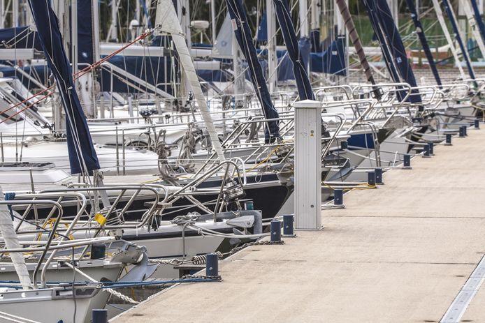 Een jachthaven (foto ter illustratie)