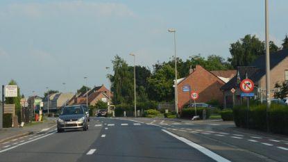 Wel verlichting, maar geen verkeerslichten aan zebrapad