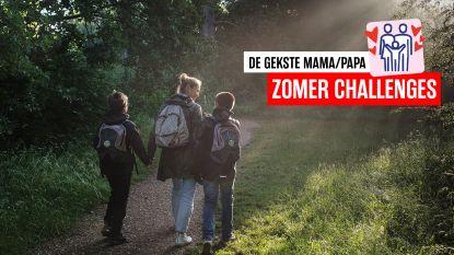 Tip van Evi Hanssen voor kinderen die je niet van hun telefoon krijgt: op wandel mét het scherm