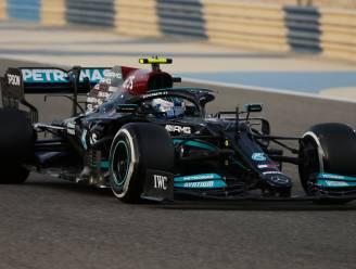 Bottas rijdt snelste rondje op tweede testdag in Bahrein