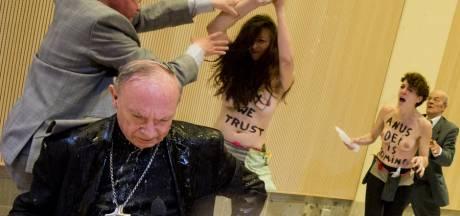 L'ULB ne portera pas plainte contre les Femen