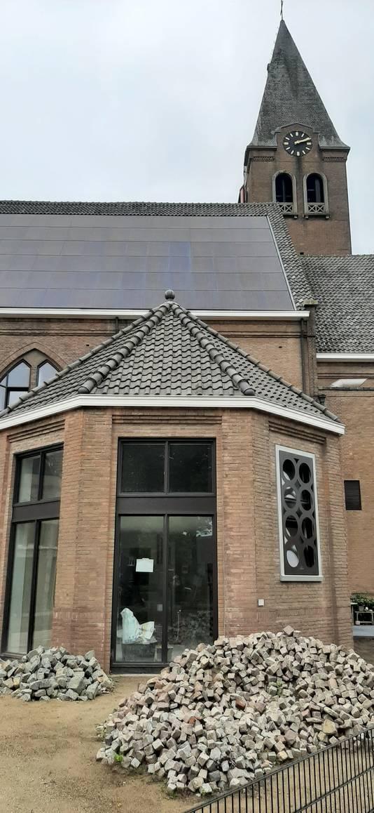 De oude doopkapel van de oude Boschwegse kerk in Schijndel. Ook deze wordt in gebruik genomen door Philadelphia.