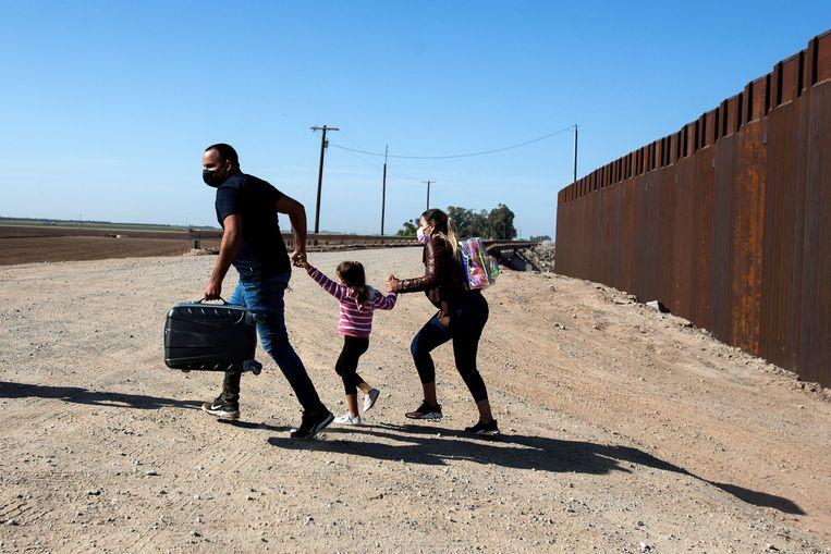 Door politieke crises in Cuba en Haïti vrezen de VS voor een vluchtelingenstroom. Beeld AFP