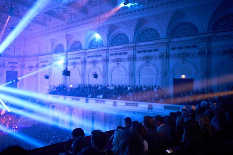 null Beeld Het Koninklijk Concertgebouw / Tomek Dersu Aaron