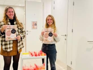 Hogeschool Odisee zamelt tampons en maandverbanden in om aan te bieden aan kwetsbare studenten