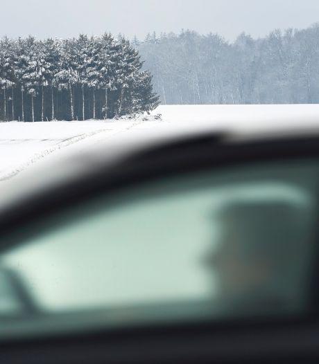 Conditions glissantes sur les routes wallonnes jusqu'à dimanche matin