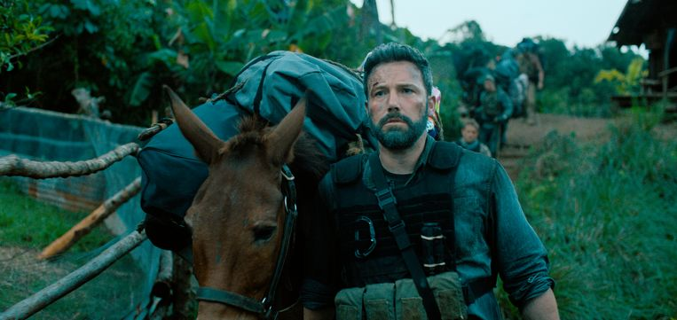 Ben Affleck in 'Triple Frontier'.