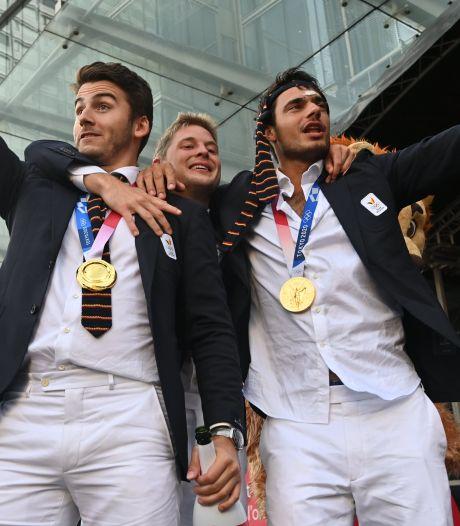 Les médaillés de Tokyo attendus sur la Grand-Place le 3 septembre