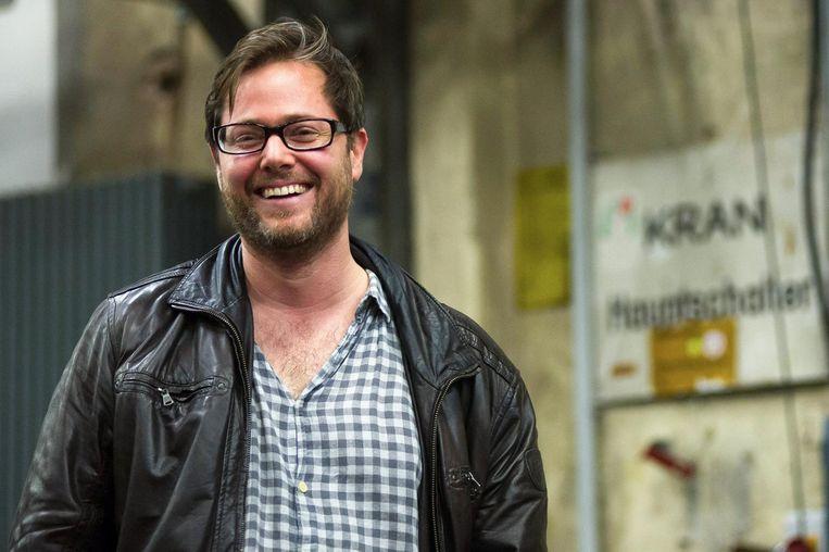Regisseur Milo Rau: 'Er zijn overeenkomsten tussen toneelspelen en misbruik, dat wilde ik uitdrukken' Beeld Thomas Mueller