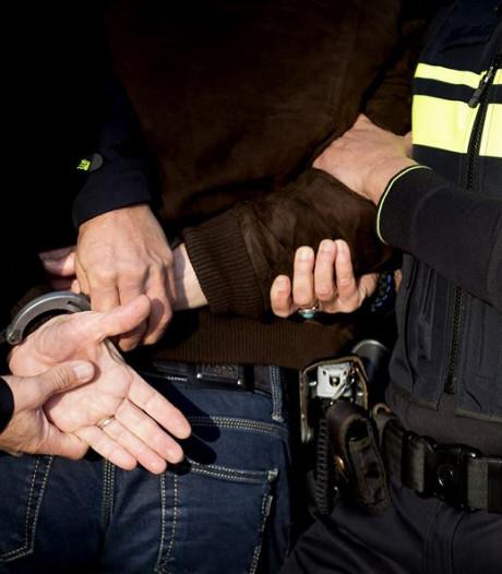 Fietsendief op heterdaad betrapt en gearresteerd in Oldenzaal